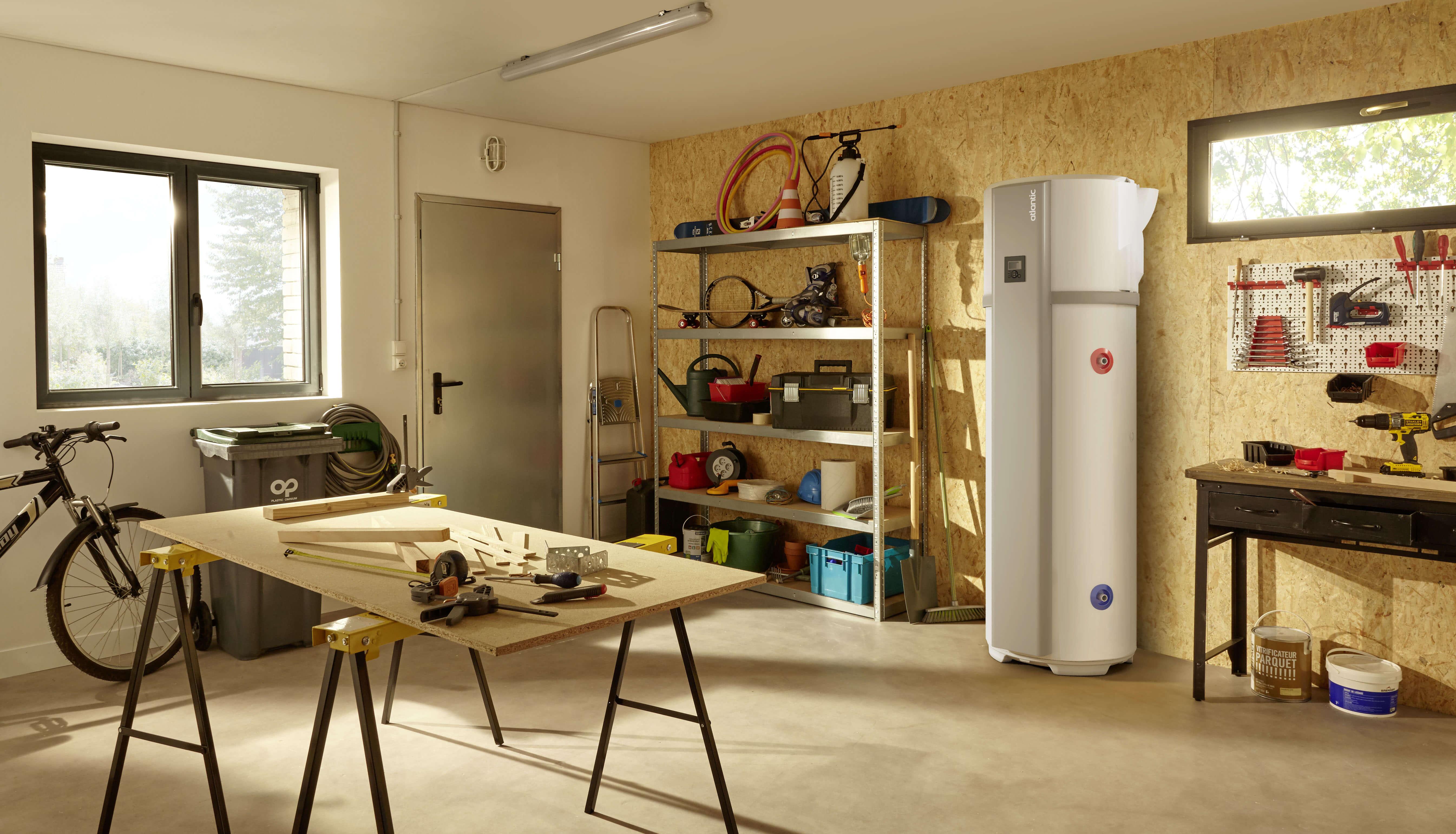 photo Devis chauffe eau thermodynamique air
