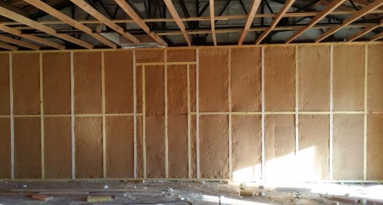 photo Devis Isolation intérieure des murs avec de la fibre de bois
